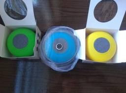 Caixinha Som Bluetooth A Prova Dagua Atende Chamadas Celular!