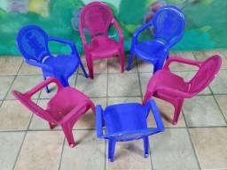 Título do anúncio: Cadeira infantil
