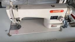 Título do anúncio: Máquina de costura Reta BRUCE usada, revisada com garantia