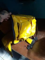 bag de entregador motoboy entrega de lanche