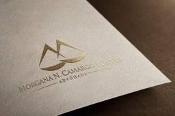 logotipo ou logomarca e artes para divulgação em redes sociais
