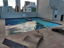 T.F. Apartamento com 2 quartos s/1 suíte, no Jardim Oceania. Vista p/ o mar!