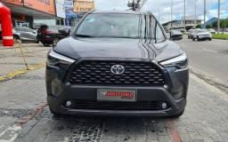 Título do anúncio: Toyota Corolla Cross XRE 2021/2022 - OKM!!!