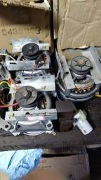 motor elétrico tenho vários ventilação maquina lavar