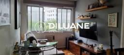 Apartamento à venda com 2 dormitórios em Botafogo, Rio de janeiro cod:BTAP20383