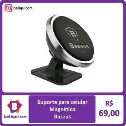 Título do anúncio: Suporte magnético para celular | Baseus |
