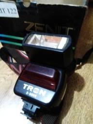 Câmera Fotográfica Zenit para colecionador, valor 300,00