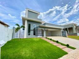 Título do anúncio: Bela casa condomínio do Lago em Goiânia ! Nunca habitada 3 suítes !