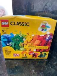 Lego classic  123 pcs