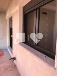 Apartamento à venda com 1 dormitórios em Jardim do salso, Porto alegre cod:REO419519