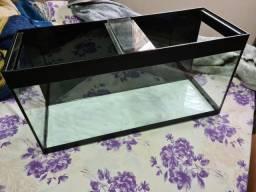 Título do anúncio: Aquario 96L brutos só o vidro