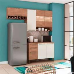 Cozinha 3 Peças Napoli Prime Ronipa 100% MDF (Promoção)