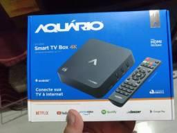 Aquário tv box smart