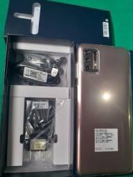 Moto G Plus 9 Novo na caixa