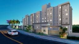 Apartamento à venda com 2 dormitórios em Cabral, Contagem cod:31337
