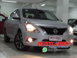 Nissan Versa 1.6 SL Flex, Completo!
