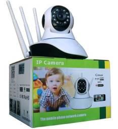 Câmera de vigilância Wi-Fi  - Nova