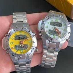 Relógio agualand