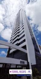 JS- Vista Espetacular na Real da Torre - 3 quartos, 96m² - Edf. Edesio Pessoa