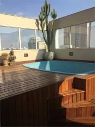 Apartamento à venda com 3 dormitórios em Perdizes, São paulo cod:REO77960