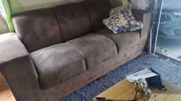 Sofá semi nova