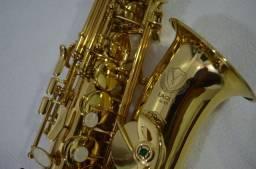 Sax Alto Eagle SA 501 + Brinde (.(.( Zerado ).).)
