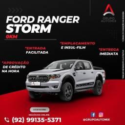 Título do anúncio: ford ranger storm 2021