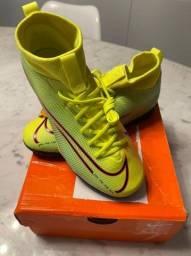 Chuteira Nike JR Superfly 7 para Futebol Sociyte