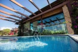 Bangalô com 2 dormitórios à venda, 95 m² por R$ 480.000 - Zona Rural - Gravatá/PE