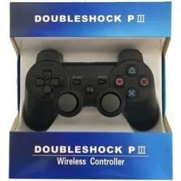 Controle sem fio para PS3 - Entrega grátis (Lojas WiKi)