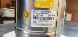 Liquidificador Industrial 8 Litros Inox - Lql8- Metvisa Usado