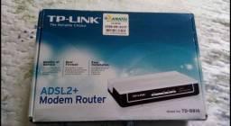 Roteador Tp Link na Caixa