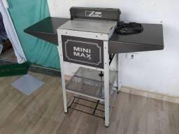 Perfuradora para encadernação minimax