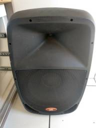 Caixa de som acústica Donner 1515A