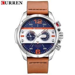 Título do anúncio: Relógio Masculino Curren esportivo.