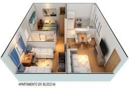 Título do anúncio: 4 Apartamento a venda com piscina, playground,salão de festa e muito mais Fragoso
