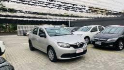 Título do anúncio: Renault Logan Expression 1.0 2020. Ent + R$ 664,20 mensais*