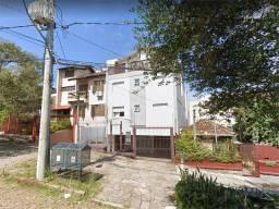 Apartamento à venda com 2 dormitórios em Azenha, Porto alegre cod:REO528171