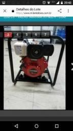 Motobomba Diesel com garantia
