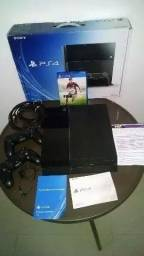 Playstation 4 muito novo