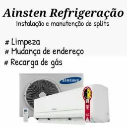 Instalação de split aparti de 150 reais