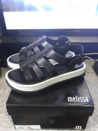 Melissa flox III + sapato oxford