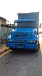Caminhão caçamba MB1620 - 2001