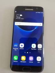 Galaxy S7 Edge Preto 32gb