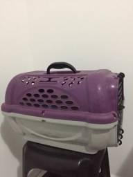 Caixa transportadora pet