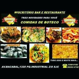 Vendo Bar, Restaurante e Choperia Na Av.Bacabal Z/S