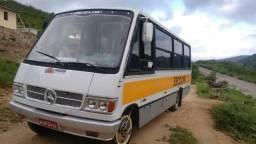 Micro ônibus mercedes-Benz - 1989