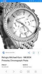 Relógio MK Luxo Feminino Original