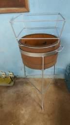 Vendo churrasqueira de tambor de freio de caminhão