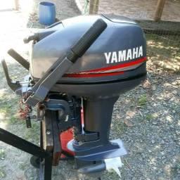 Yamaha 15 hp - 2008